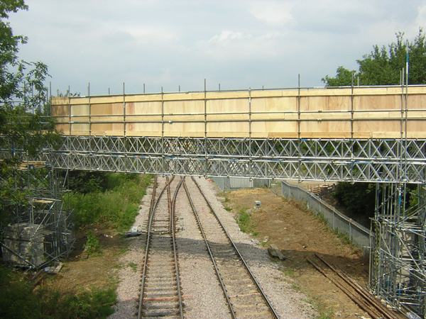 Cramfit Rail Bridge