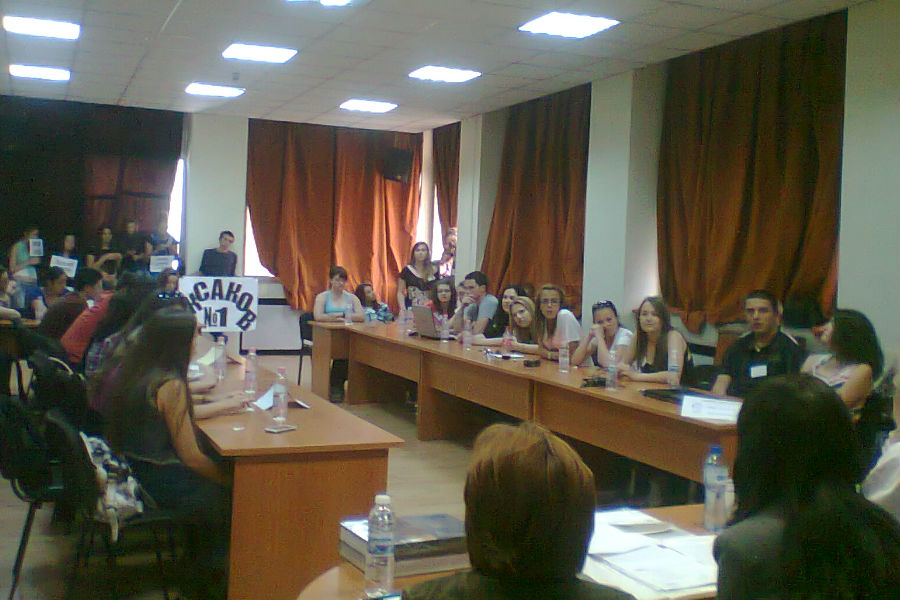 Народните будители и Аз, общински кръг Пазарджик