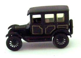 '23 Ford Fordor (NGM-V811) [black, green, white]