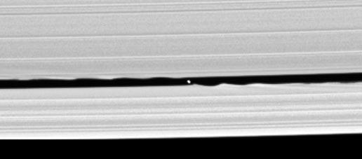 Saturn's New Moon