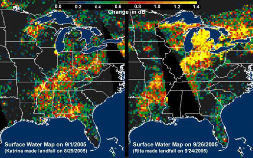 NASA - Hurricane Season 2005 Katrina