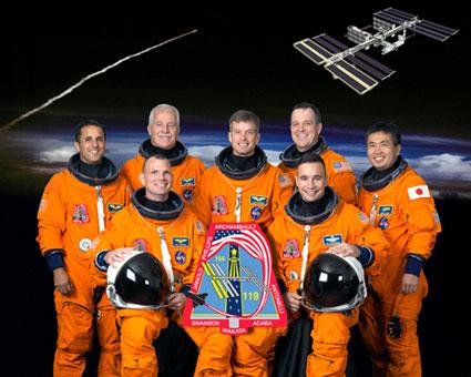 NASA - STS-119