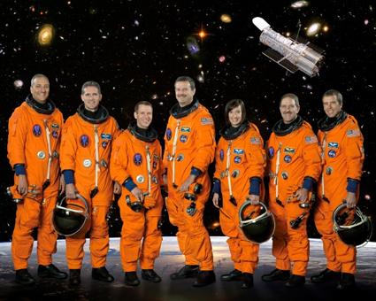 NASA - STS-125