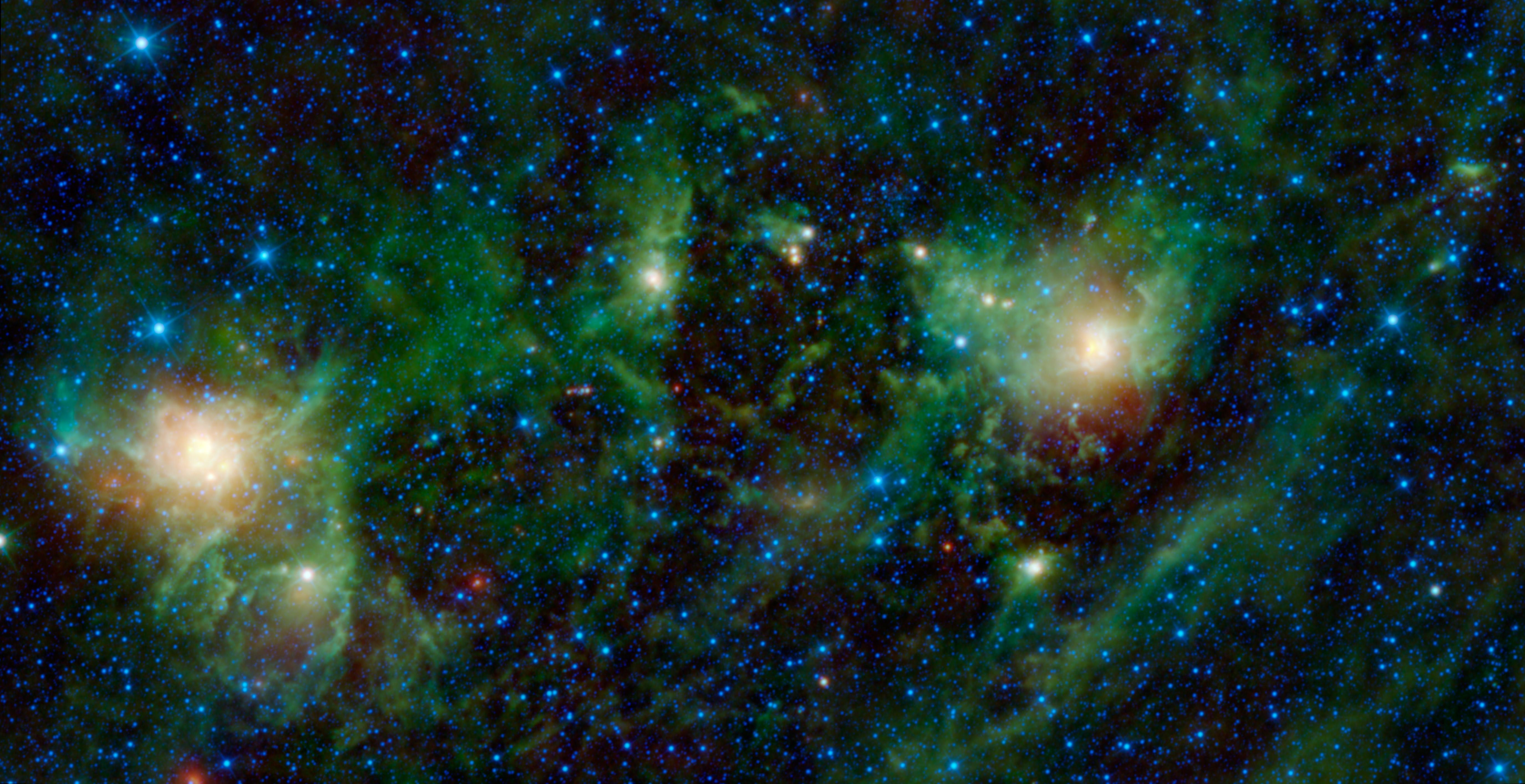 3d Moving Wallpaper Hd For Pc Nasa Nebulae Not As Close As They Appear