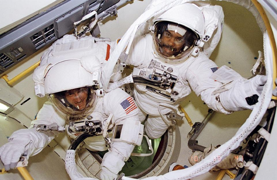 Space Shuttle Spacesuit Image Gallery NASA