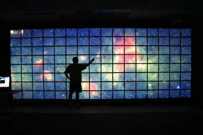 Big Data on the Big Screen | NASA