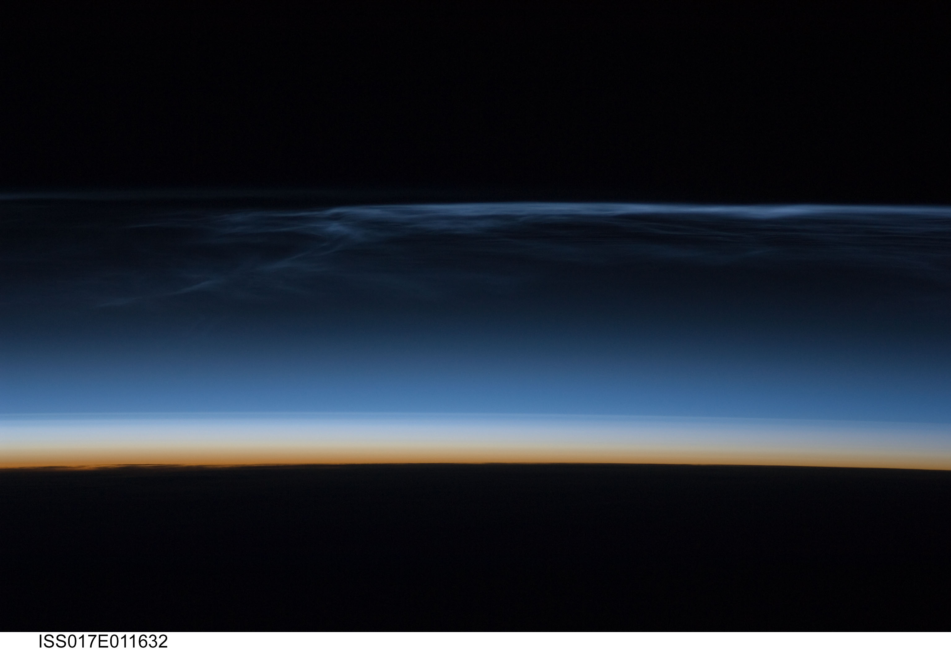 Electric Blue Wallpaper Hd Using The Space Station To Understand Climate Change Nasa