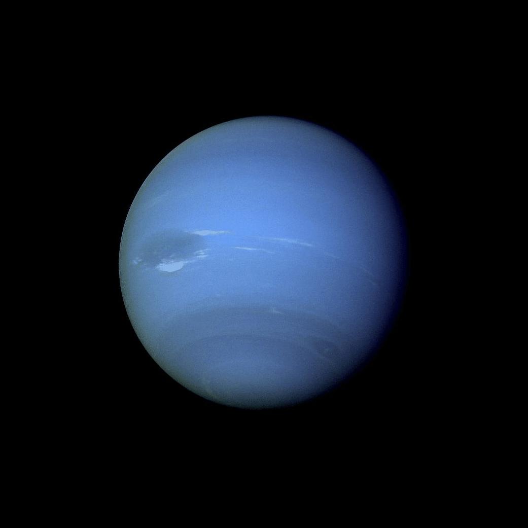 Ios Wallpaper Iphone X Voyager 2 Image Of Neptune Nasa