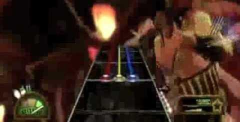 Guitar Hero: Slider-tap strumming
