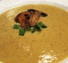 Грибной суп- крем