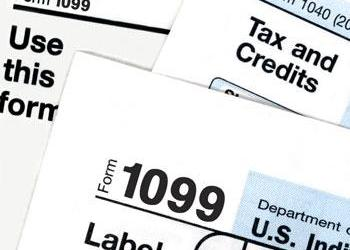 1099's Due to IRS by January 31