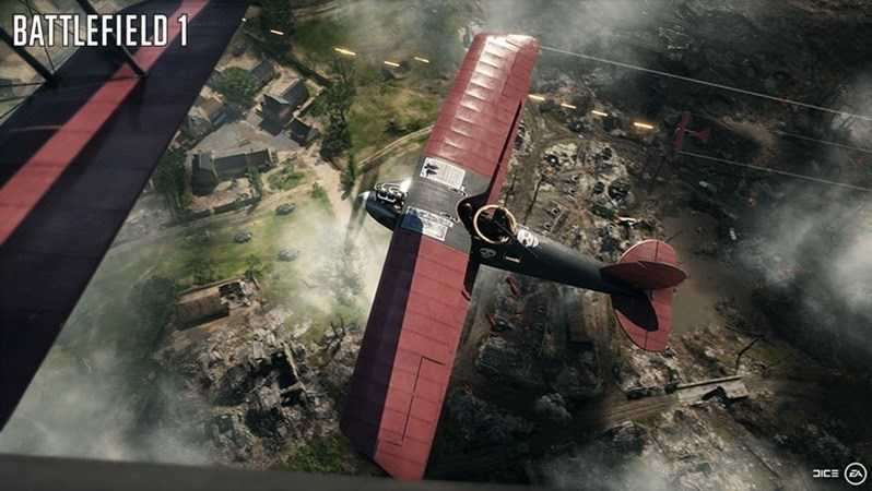 Details Revealed For Battlefield 1 Premium Pass