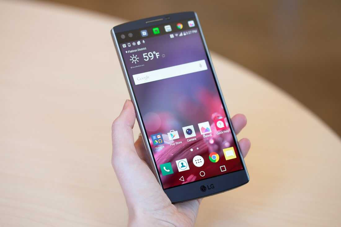 LG V20 will pack Quad DAC to boost audio experience