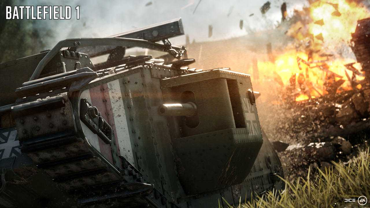 Battlefield 1 Beta Had 13.2 Million Players