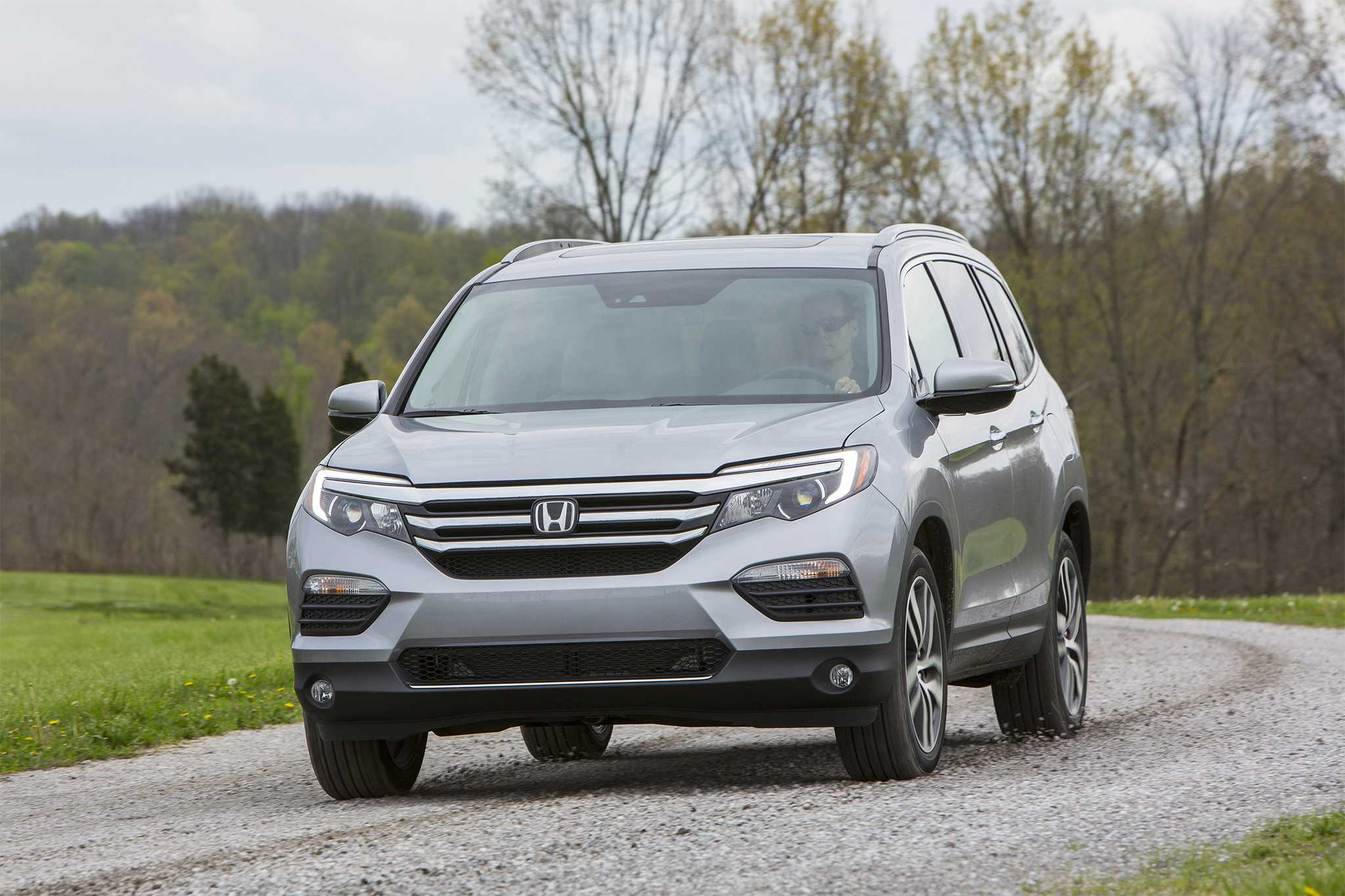 Honda Pilot refreshed with new technologies