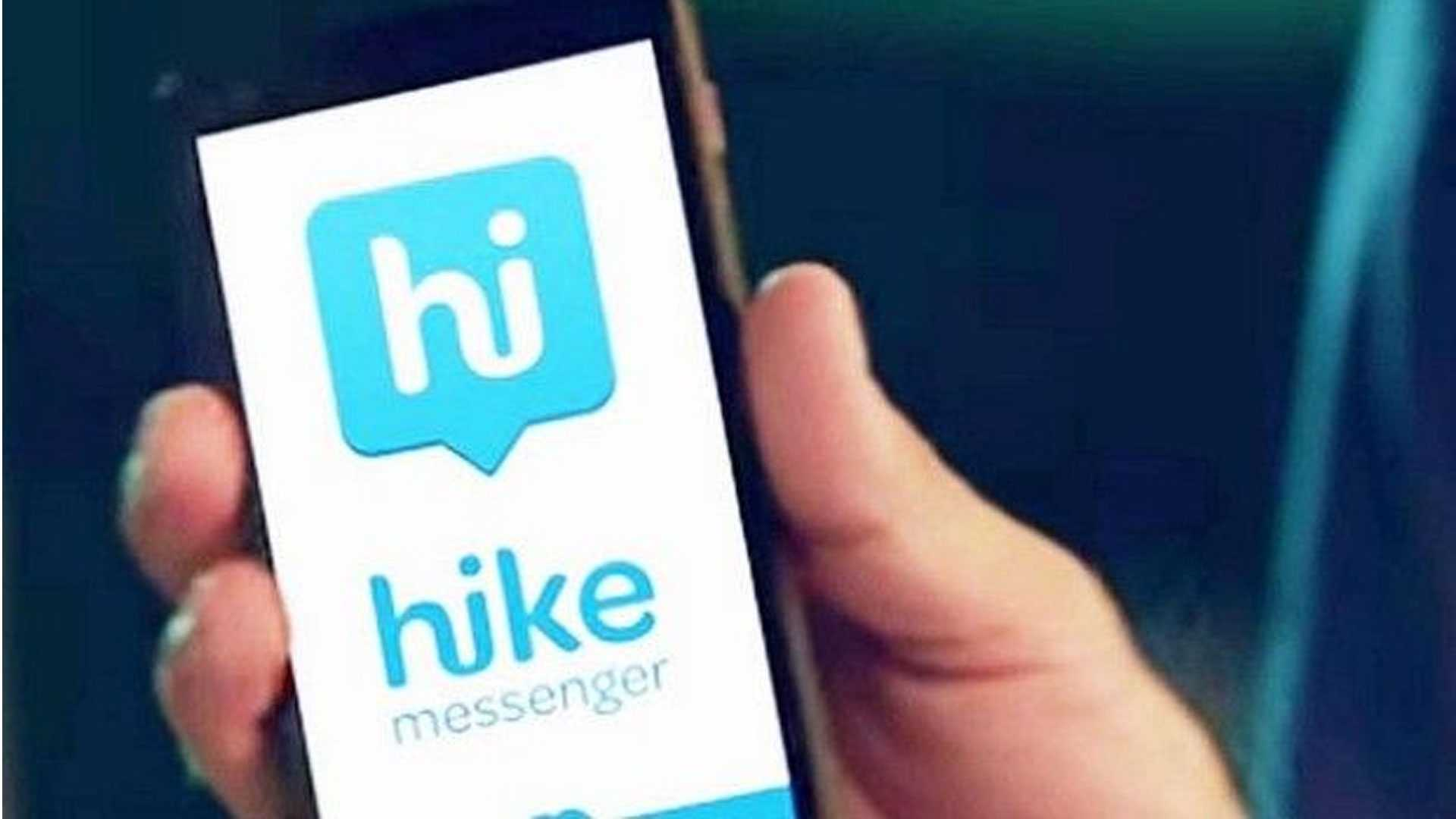 Hike Messenger updated with Snaps, Live Filters and Built-in Camera For India