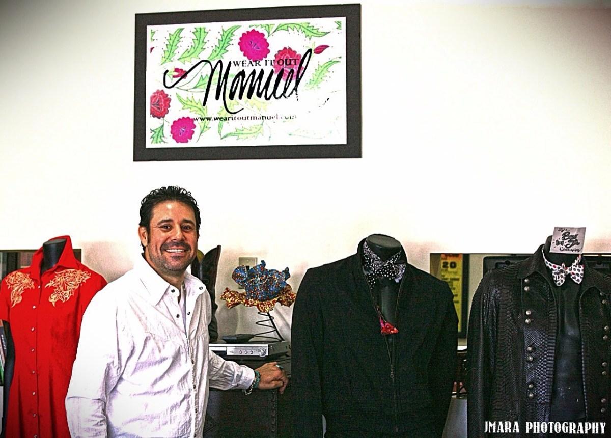 Wear it Well, Wear It Out Manuel Benefit Concert
