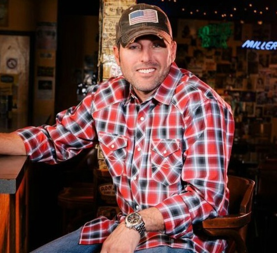 Casey Donahew Is Celebrating More Than Christmas  December Is Military Appreciation Month
