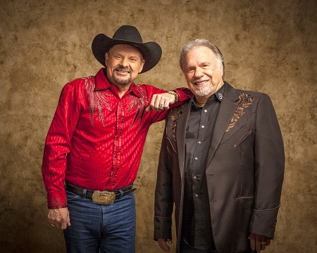 Gene Watson & Moe Bandy on RDF-TV Special Sept 18