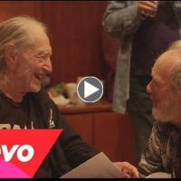 "Country Legends Willie Nelson & Merle Haggard Release First Video, ""It's All Going To Pot,"" From Upcoming Album, Django And Jimmie"