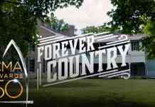 inspirational 'forever country',30 award winning artists,forever country,cma award,