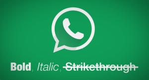 Whatsapp Yeni Mesaj Özellikleri