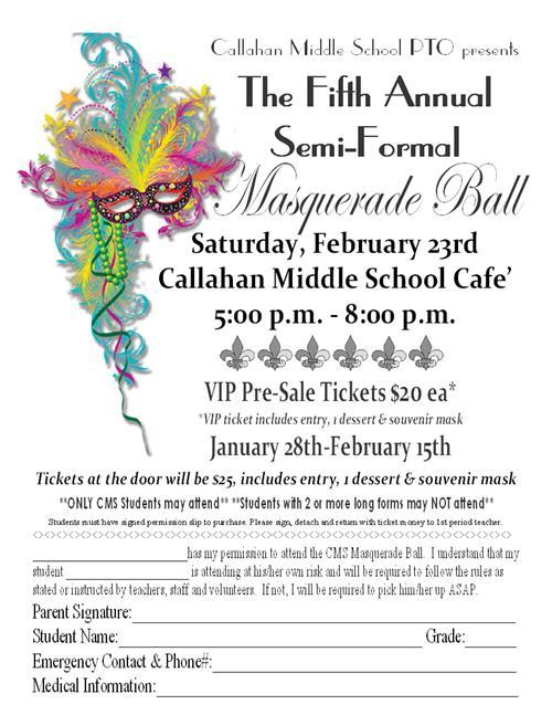 Callahan Middle School / Homepage