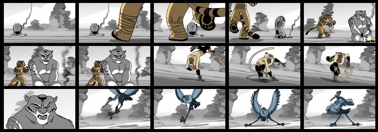 Storyboardpage