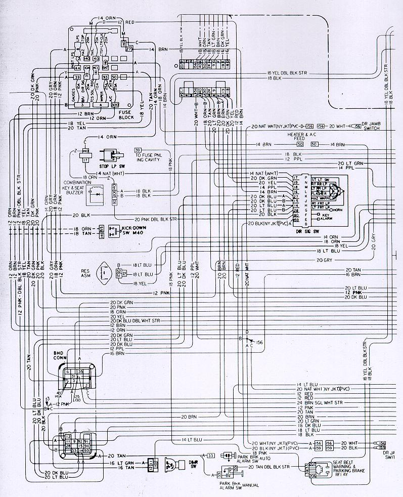 72 Camaro Wiring Diagram - Wiring Data Diagram