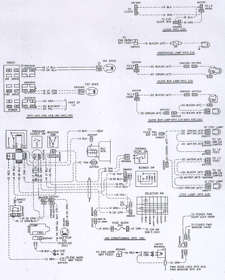 78 Camaro Wiring Harness - Wiring Data Diagram