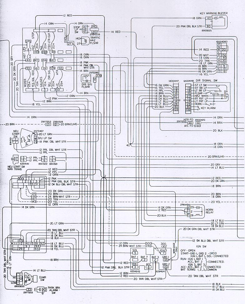 1991 Corvette Ac Wiring Diagram - Wiring Diagram Progresif