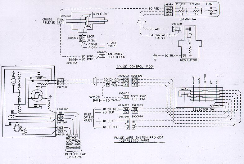 1978 Camaro Fuse Box - Wiring Diagram Progresif