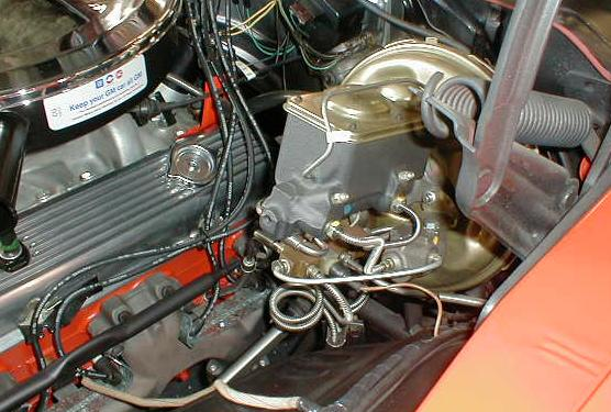 Chevy Camaro Brake System Information and Restoration Guide