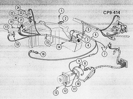 North Georgia Classic Camaro Catalog - Heating  Air Conditioning