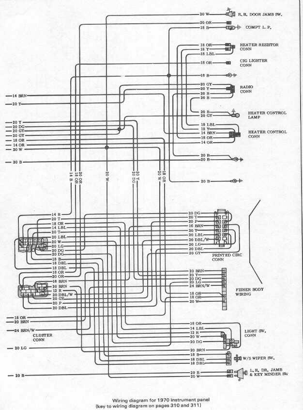 page 8122 instrument panel wiring diagram page 1 of 2