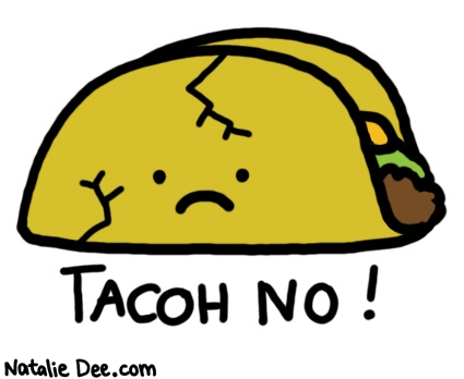 oh no tacos busted Taco Casserole For Those Leftover Corn Tortillas