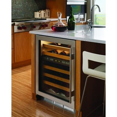 Wine Fridge As A Wine Cellar Great Option For Tight