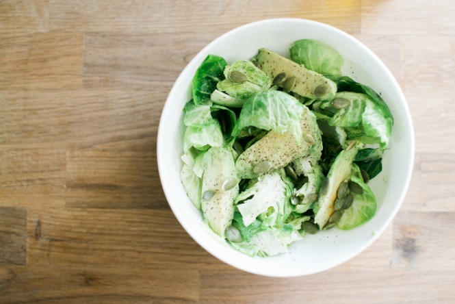 Brussel Sprout Salad-5