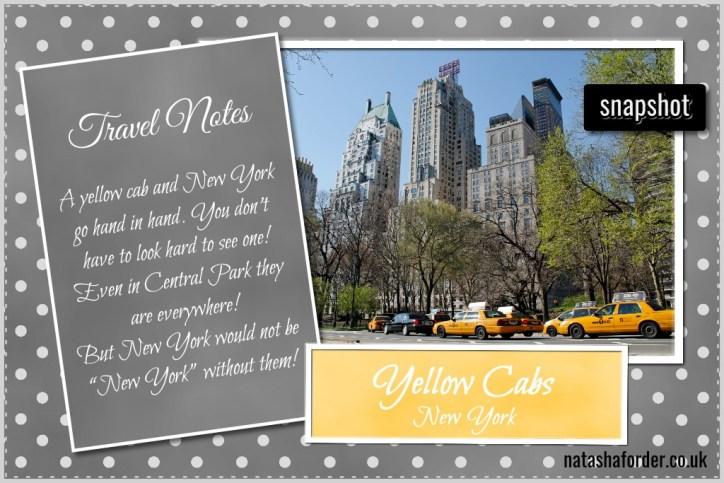 yellow cabs snapshot