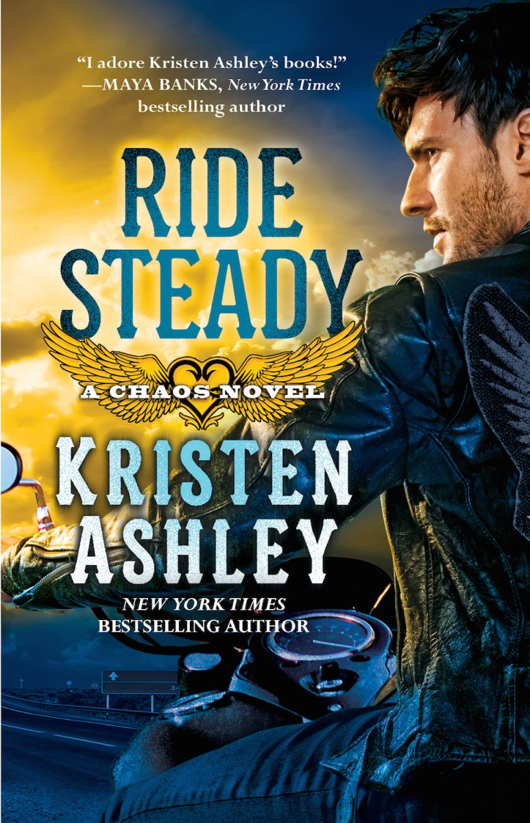 BOOK REVIEW: Ride Steady by Kristen Ashley