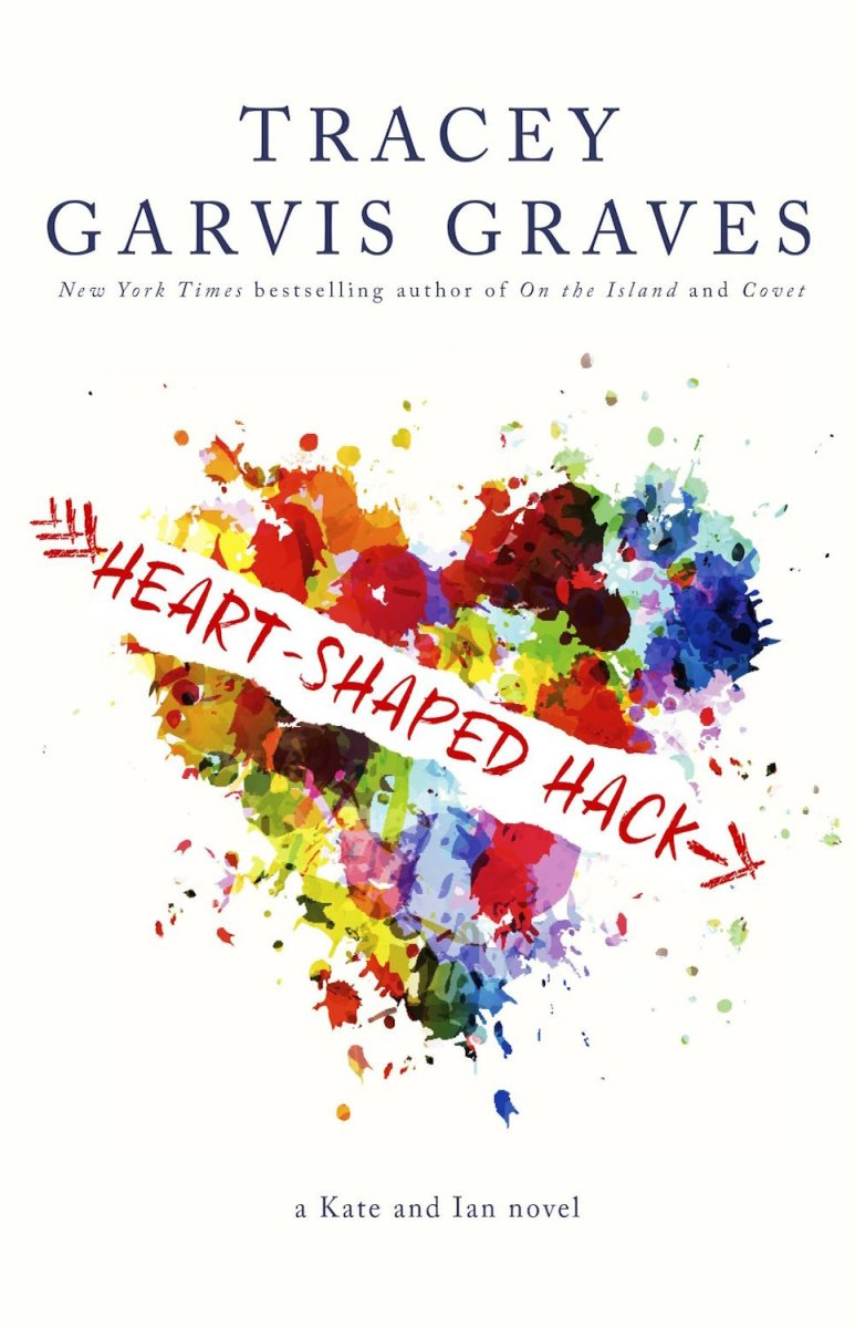 BOOK REVIEW: Heart-Shaped Hack by Tracey Garvis Graves