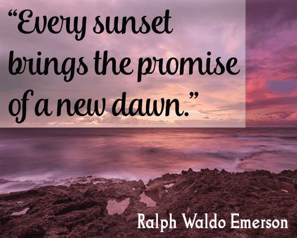 every-sunset-motivational-printable