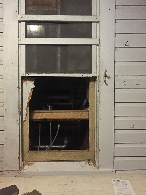 back-window