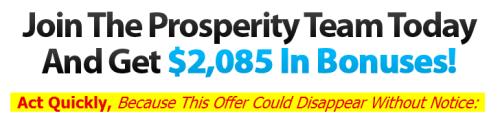 Join The Prosperity Team