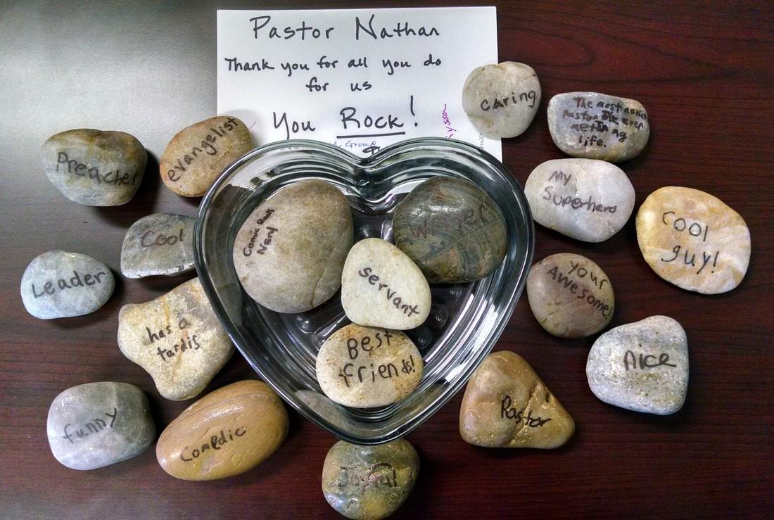 Pastor Appreciation Month Nathan James Norman