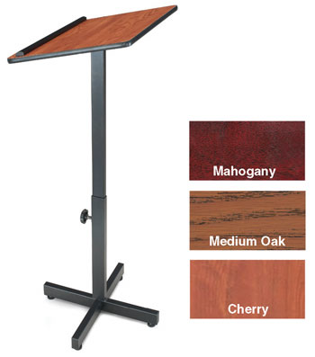 Lecterns, Hostess Stands, Wooden Podiums National Hospitality Supply