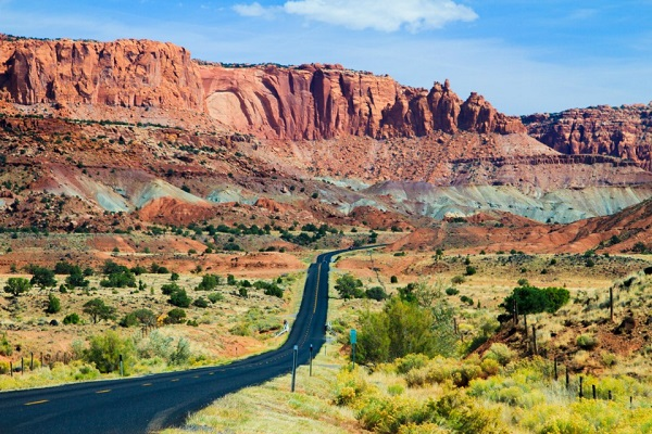 Fall Horse Wallpaper Welcome To Capitol Reef National Park