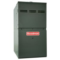 Goodman 80% AFUE 80,000 BTU Upflow/Horizontal Two-Stage ...