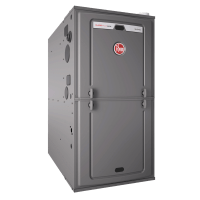 Rheem 95% AFUE 70,000 BTU Multi-Position Natural/Propane ...