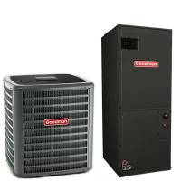 5 Ton Goodman 16 SEER R-410A Two-Stage Variable Speed Heat ...